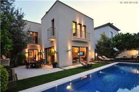 """חזית בית, כרכום עיצוב נוף בע""""מ"""