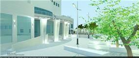 קניון לב העיר (קרית גת) בעיצוב סטודיו hushhush
