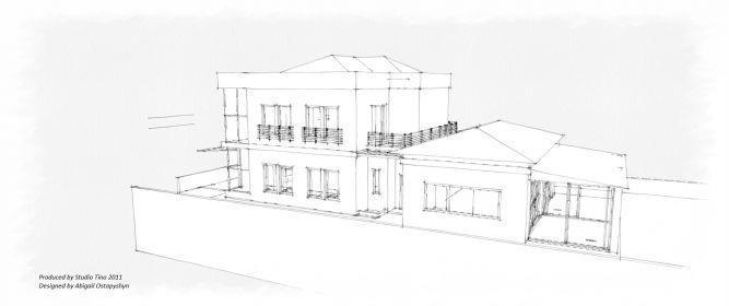 בית פרטי, הוד השרון בעיצוב סטודיו hushhush