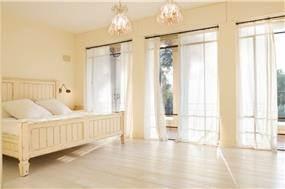 בית פרטי, חדר שינה - Architecture and Design - נטע דוידי אדריכלים צילום: יונתן בלום
