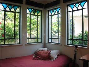 בית פרטי, חדר שינה מואר - Architecture and Design - נטע דוידי אדריכלים