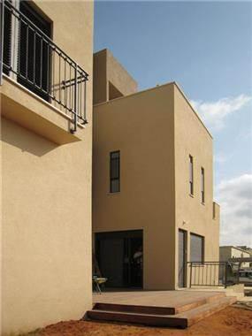 בית פרטי - אשר אלבז עיצוב באדריכלות