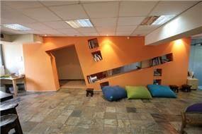 חדר מגורים - אשר אלבז עיצוב באדריכלות