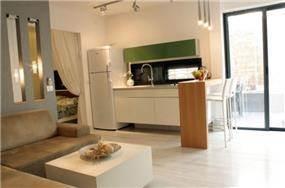 דירה 30 מ''ר בעיצוב or-tal עיצוב ותכנון פנים