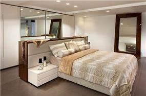 חדר שינה בעיצוב or-tal עיצוב ותכנון פנים