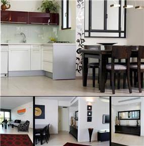 דירה בעיצוב מודרני, עצמון אדריכלים