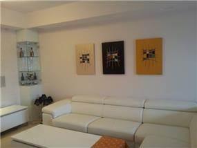 חדר מגורים בעיצוב V.K.Design