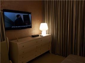חדר שינה בעיצוב V.K.Design
