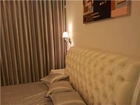 חדר שינה. עיצוב: V.K.Design