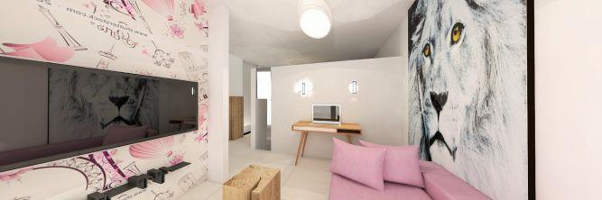 חלל מגורים יוקרתי, UNIQUE - סטודיו לאדריכלות ועיצוב