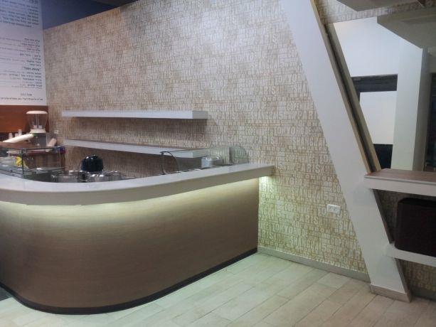 עיצוב חומסייה בטכניון חיפה - סטודיו Unique