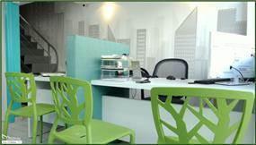 עיצוב משרד תיווך בתל אביב, סטודיו מורפוז