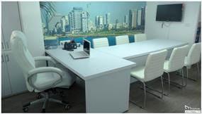 עיצוב משרד תיווך בתל אביב