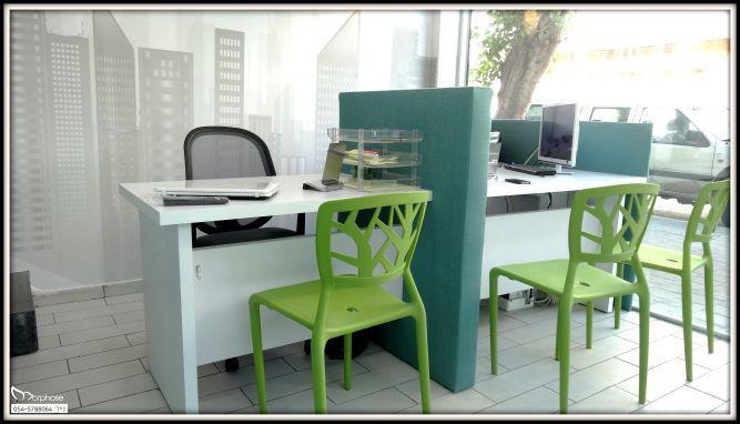 עיצוב משרד תיווך, סטודיו מורפוז