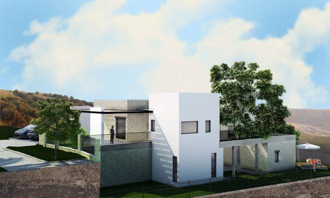 בית פרטי, בנגסון אדריכלות