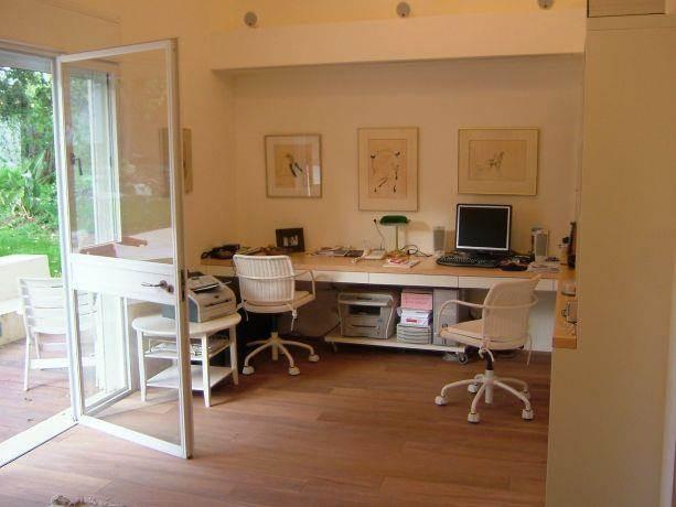 בית בטבעון, חדר עבודה