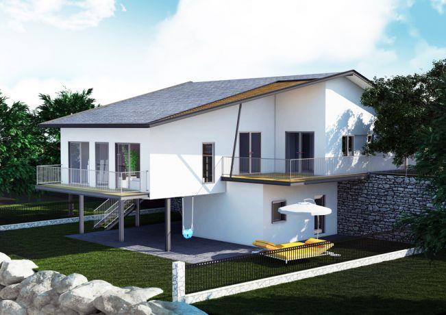 בית פרטי, שורש - בנגסון אדריכלות