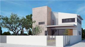 חזית בית עיצובית, בנגסון אדריכלות