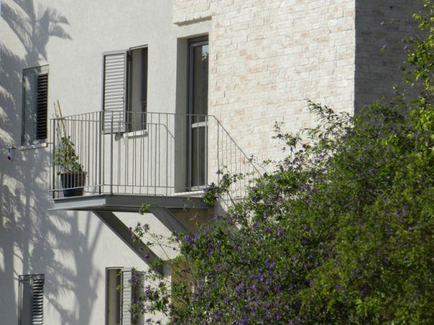חידוש בית דירות - בנגסון אדריכלות.