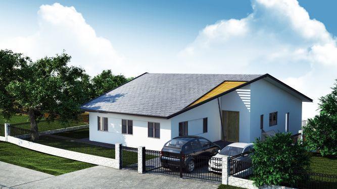 בית פרטי, שורש- בנגסון אדריכלות