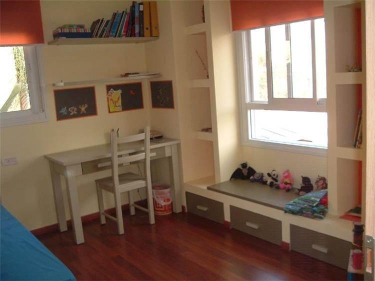 בית פרטי, תל מונד, חדר ילדים - עתליה לוי