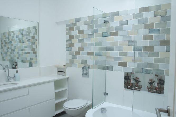 חדר רחצה, בעיצוב אדר' ליאת רז