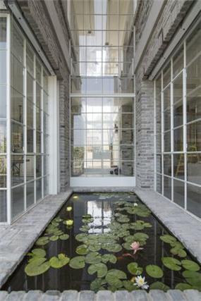 מבואה לבית - לב אדריכלות