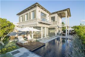 בית בסגנון כפרי - לב אדריכלות
