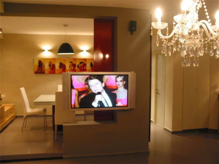 דירה בת''א - אטלס+דרור- סטודיו לאדריכלות ועיצוב