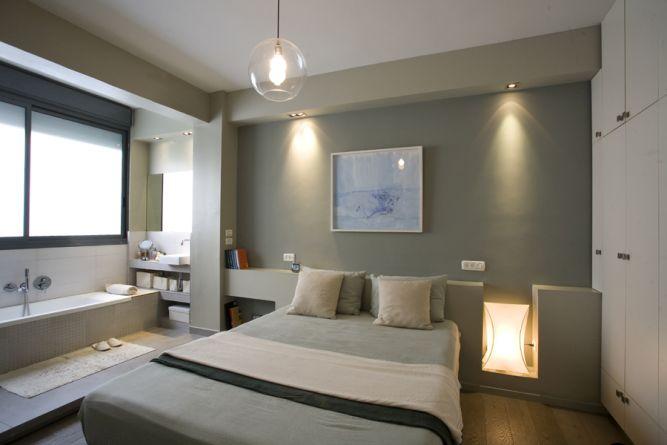 דירה בת''א- אטלס+דרור- סטודיו לאדריכלות ועיצוב