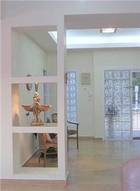 כניסה לבית - מריאנה מנדלר - עיצוב פנים