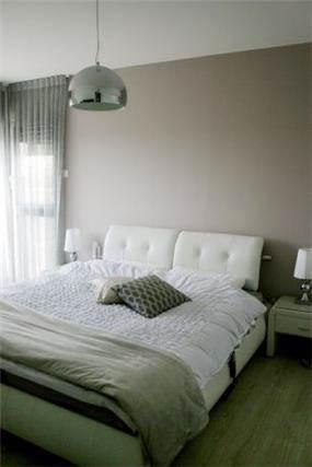 חדר שינה לבן - ליז זומר