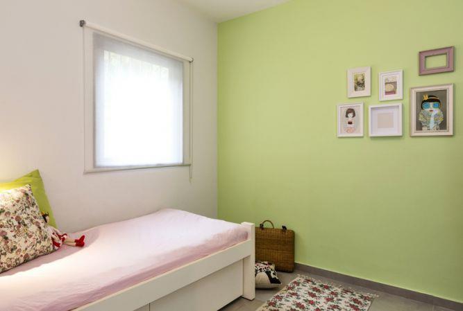 חדר ילדים מעוצב, ליז זומר עיצוב ותכנון פנים
