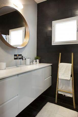 חדר אמבטיה מעוצב - ליז זומר