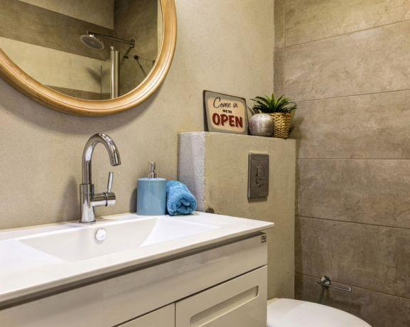 חדר אמבטיה, ליז זומר עיצוב ותכנון פנים