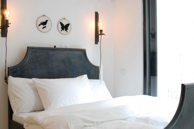 חדר שינה מעוצב, papillon - עיצוב פנים