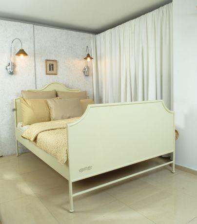 מיטה זוגית מעוצבת, papillon - עיצוב פנים