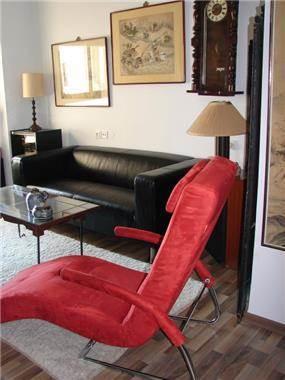 חדר מגורים, מופיע במדור ADIRA TV - רוית יריב ארכיטקטורה