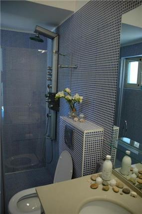 חלל אמבטיה זוגי - רוית יריב ארכיטקטורה