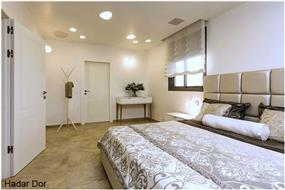 חדר שינה בעיצוב קלאסי, הדר דור-עיצוב פנים