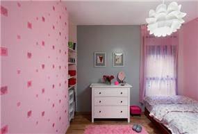 חדר  לנערה - דאובה שלומית- עיצוב ואדריכלות פנים