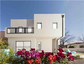 חזית בית מעוצבת - גלעד חממי
