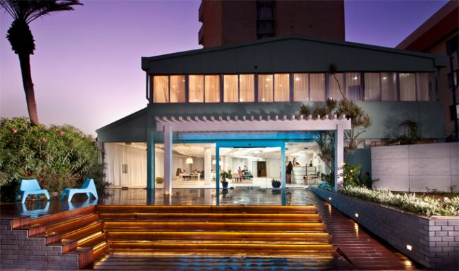 עיצוב מלון - גלעד חממי