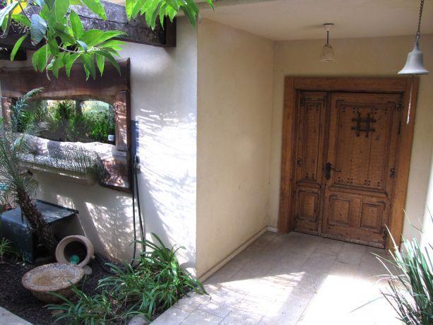 מבט לכניסה, מירי גור אדריכלות ועיצוב פנים.