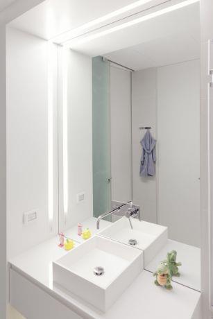 חדר אמבטיה ילדים, GammaArc Group אדריכלים: יבגני צ'ולך ודניאל ברקובסקי