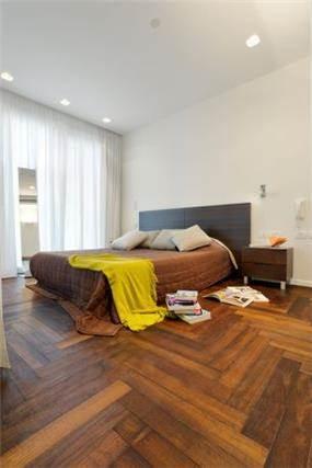חדר שינה, GammaArc Group אדריכלים : יבגני צ'ולך ודניאל ברקובסקי