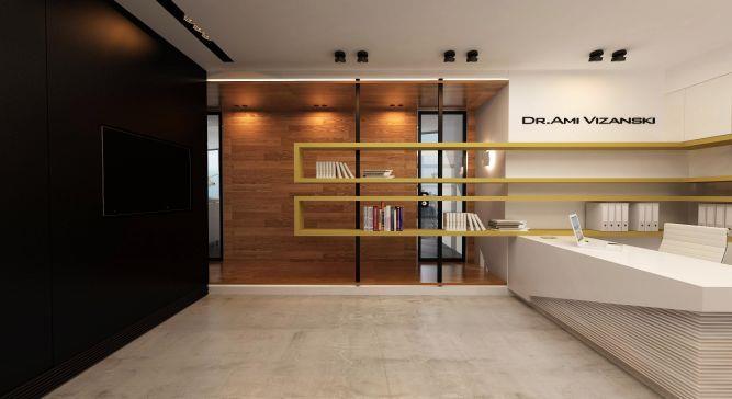קליניקה לרפואת שיניים, GammaArc Group אדריכלים : יבגני צ'ולך ודניאל ברקובסקי