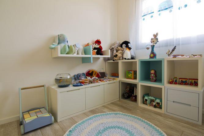חדרי ילדים מעוצבים, טלי מאיר פיק
