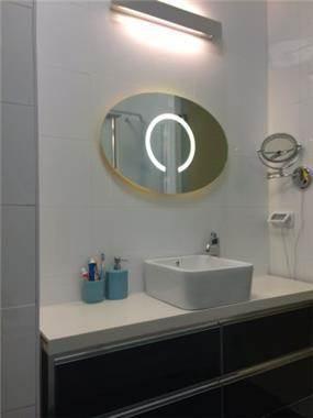 אמבטיה מהודרת, שירן עיצוב ואדריכלות פנים