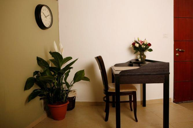 חלל מלון בוטיק בירושלים, קונפורטי מעצבי פנים